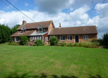 Thumbnail 3 bed detached house for sale in Lineside, Bell Lane, Weston, Newark