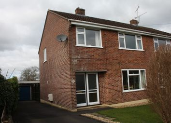 Thumbnail 3 bed semi-detached house for sale in Ashley Road, Marnhull, Sturminster Newton