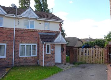 Thumbnail 3 bed semi-detached house for sale in Millbrook Gardens, Dewsbury