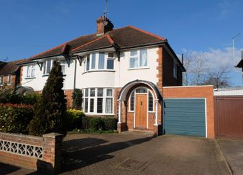 Thumbnail 3 bed semi-detached house to rent in Putnoe Lane, Bedford