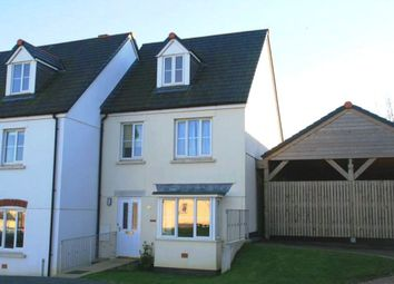 Thumbnail 3 bed detached house to rent in Swans Reach, Swanpool, Falmouth