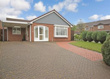 Thumbnail 3 bed detached bungalow for sale in Willowbank Road, Knowle, Solihull