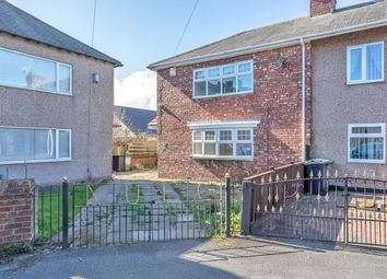 3 bed semi-detached house for sale in Challoner Road, Hartlepool, Cleveland TS24