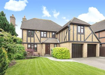 Thumbnail 5 bed detached house for sale in Deer Park Way, West Wickham
