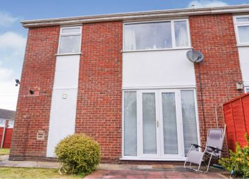 Thumbnail 2 bed flat for sale in South View, Holton-Le-Clay