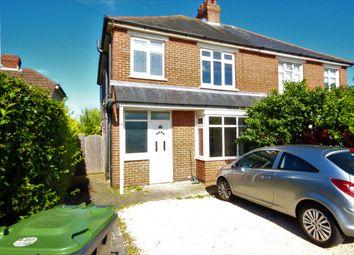 Thumbnail 3 bed semi-detached house for sale in Park Lane, Bedhampton, Havant, Hampshire