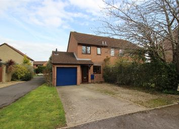 Thumbnail 2 bed end terrace house for sale in Wellesley Close, Bowerhill, Melksham