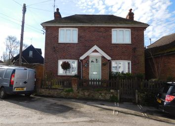 Thumbnail 3 bed detached house for sale in Church Road, Seal, Sevenoaks