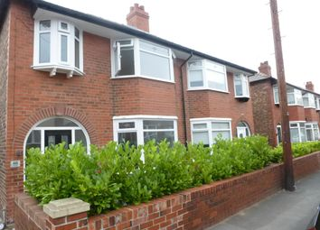 Thumbnail 3 bed semi-detached house to rent in Roland Avenue, Runcorn