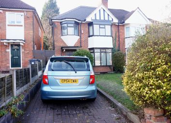 Thumbnail 3 bed semi-detached house for sale in Greenridge Road, Birmingham