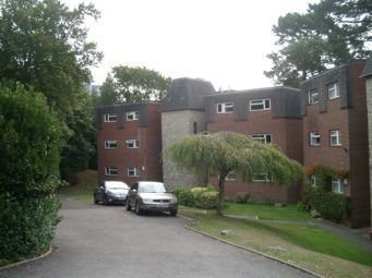 Thumbnail 2 bedroom flat to rent in The Cheviots, Overbury Road, Lower Parkstone, Poole