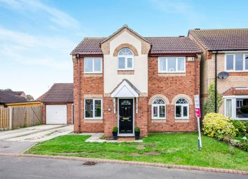 Thumbnail 3 bed detached house for sale in Parkland Walk, Blaxton, Doncaster