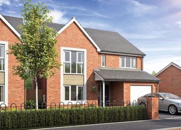 Thumbnail 5 bed detached house for sale in Cofton Grange, Cofton Hackett, Birmingham