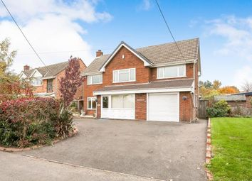 Thumbnail 3 bed detached house for sale in Back Lane, Shustoke, Coleshill, Birmingham