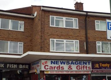 Thumbnail 3 bed maisonette for sale in Hobs Moat Road, Solihull