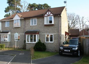 Thumbnail 4 bed semi-detached house for sale in Musket Road, Heathfield, Newton Abbot