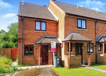 Thumbnail 2 bedroom end terrace house for sale in Gold View, Swindon