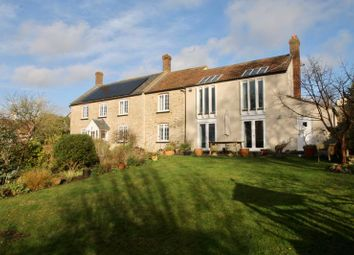 6 bed detached house for sale in Free Hill, Westbury Sub Mendip, Wells BA5