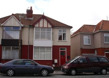 Thumbnail 2 bed flat to rent in Northville Road, Northville, Bristol