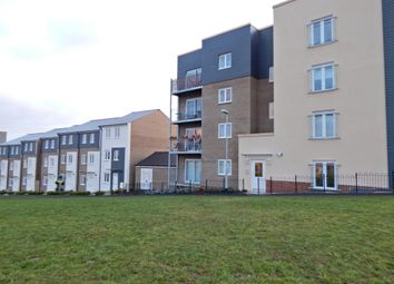 Thumbnail 2 bed flat for sale in Shackleton Road, Yeovil