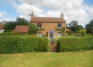 Thumbnail 4 bed cottage for sale in Tottenhill Row, Tottenhill, King's Lynn, Norfolk