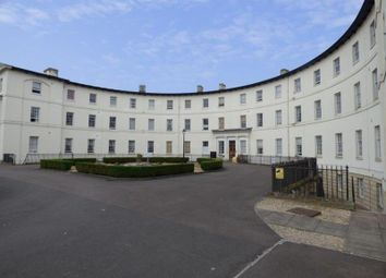 Thumbnail 3 bedroom flat to rent in The Crescent, Gloucester