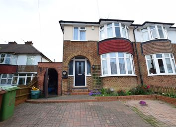 Thumbnail 3 bed semi-detached house for sale in Welbeck Avenue, Tunbridge Wells