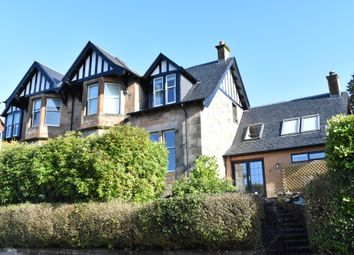 Thumbnail 4 bed semi-detached house for sale in Glassford Street, Milngavie, East Dunbartonshire