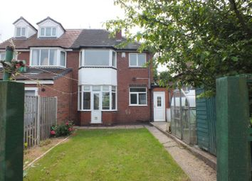 Thumbnail 3 bedroom semi-detached house for sale in Richmond Road, Richmond, Sheffield