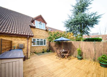 Thumbnail 1 bed terraced house for sale in Welshside, Goldsmith Avenue, London
