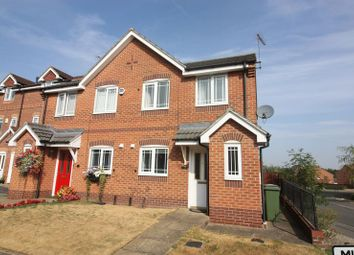Thumbnail 3 bed semi-detached house to rent in Mulberry Close, Mansfield