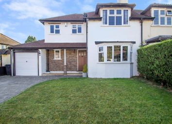 Thumbnail 3 bed semi-detached house for sale in Court Hill, Sanderstead