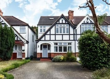 Thumbnail 5 bedroom end terrace house for sale in Langley Way, West Wickham