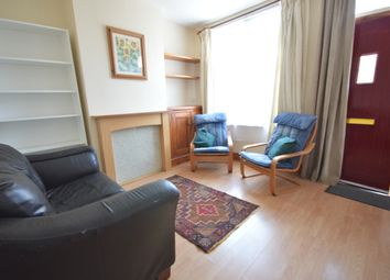 Thumbnail 2 bed end terrace house to rent in Queens Road Clarendon Park, Leicester