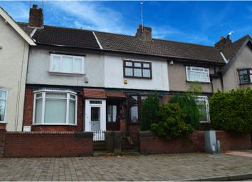 Thumbnail 2 bed terraced house for sale in Rochdale Road, Manchester