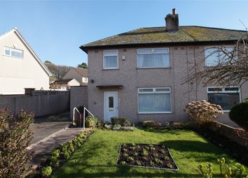 Thumbnail 3 bed semi-detached house for sale in Hollins Close, Whitehaven, Cumbria