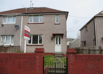 Thumbnail 3 bed semi-detached house for sale in Western Avenue, Brynmawr, Ebbw Vale