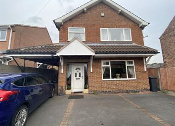 3 bed detached house for sale in Albany Street, Ilkeston DE7