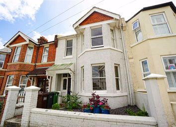 Thumbnail 3 bed terraced house for sale in Burry Road, St. Leonards-On-Sea, East Sussex