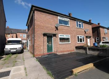 Thumbnail 2 bed semi-detached house for sale in Richmond Avenue, Urmston, Manchester