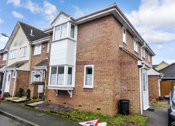 Thumbnail 1 bed terraced house for sale in Holly Bank, Langdon Hills, Basildon, Essex