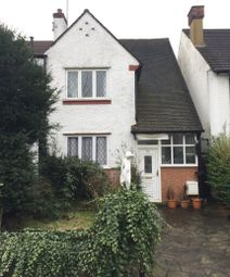 Thumbnail 3 bed semi-detached house for sale in Llanvanor Road, Childs Hill, London