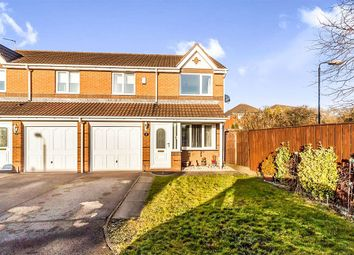 Thumbnail 3 bedroom semi-detached house for sale in Melkington Court, Windsor Gardens, Newcastle Upon Tyne