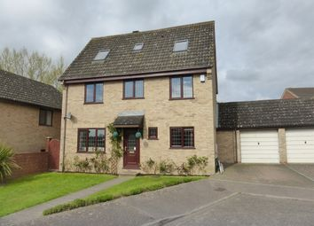 Thumbnail 6 bed detached house for sale in Hempsted Mews, Norwich