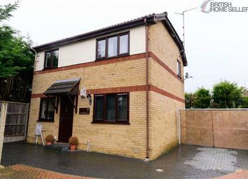 3 bed detached house for sale in Rivendale, Peterborough, Cambridgeshire PE4