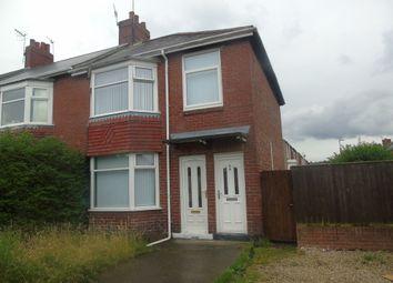 Thumbnail 2 bedroom flat for sale in Wellington Road, Dunston, Gateshead