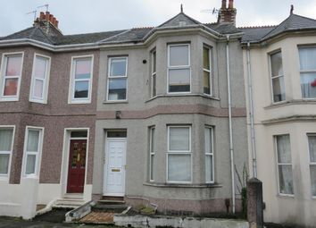 Thumbnail 1 bedroom flat for sale in South View Terrace, Plymouth