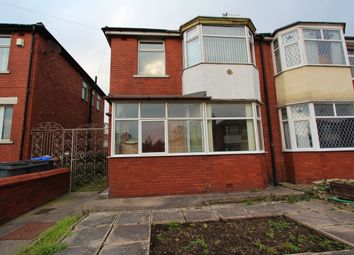 Thumbnail 3 bed semi-detached house for sale in Southbourne Road, Blackpool