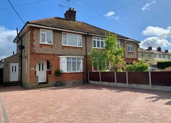 Thumbnail 4 bed semi-detached house for sale in Watchouse Road, Galleywood, Chelmsford