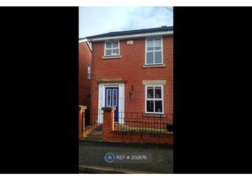 Thumbnail 2 bedroom semi-detached house to rent in Mytton Street, Manchester